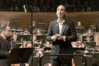 Alexandre Desplat dirigiert