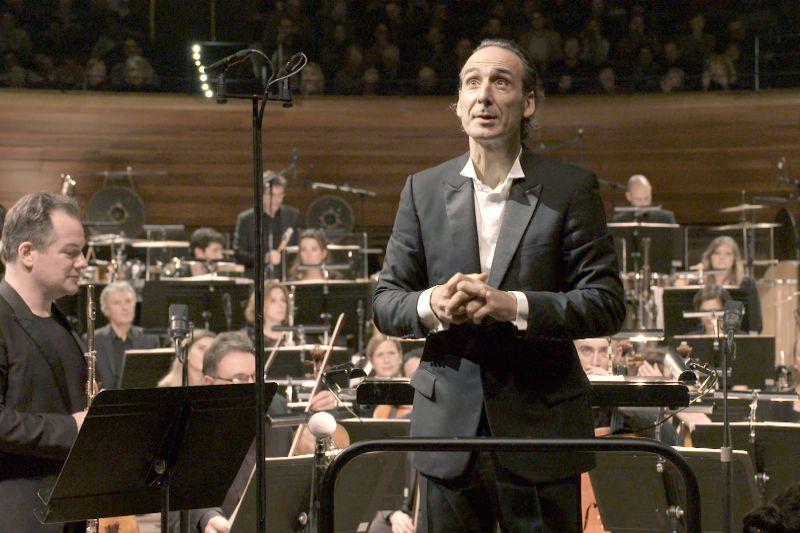 Harry Potter The Grand Budapest Hotel Alexandre Desplat Dirigiert Seine Filmmusik Musik Heute