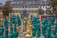 Beethoven-Skulpturen in Bonn