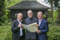 Wolfgang Thein, Ulrich Leisinger, Johannes Honsig-Erlenburg