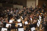 Daniel Barenboim mit West-Eastern Divan Orchestra