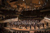 Berliner Philharmoniker mit Zubin Mehta