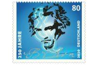 Sonderbriefmarke Beethoven