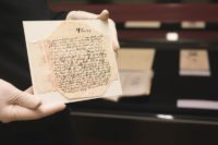 Mozart-Brief von 1777