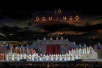 Plácido Domingo in der Arena di Verona