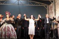 """Schlussapplaus """"La traviata"""""""