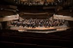Berliner Philharmoniker im leeren Saal
