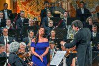 Tamara Mumford, Gustavo Dudamel und die Münchner Philharmoniker