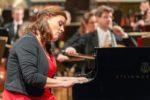 Lauma Skride, Gewandhausorchester