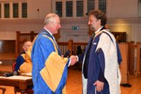 Prinz Charles ehrt Jonas Kaufmann