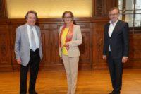 Buchbinder, Mikl-Leitner, Wrabetz