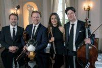 Sebastian Knauer, Daniel Hope, Aliya Vodovozova, Daniel Müller-Schott