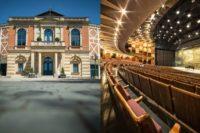 Festspielhäuser in Bayreuth und Salzburg