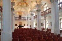Kloster Polling, Bibliothekssaal