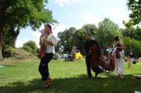 Musik Picknick beim Moritzburg Festival