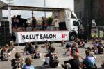 Salut Salon auf Truck-Tour