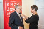 Verleihung Verdienstkreuz am Bande an Matthias von Hülsen