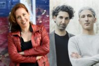 Christiane Neudecker, Ketan und Vivan Bhatti
