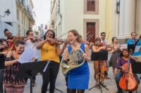 Sarah Willis in Havanna