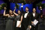 Preisträger des Belvedere Gesangswettbewerbs