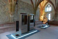 LG SIGNATURE-Produkte im Kloster Eberbach