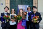 Preisträger Telemann-Wettbewerb