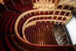 Zuschauerraum Opernhaus Zürich